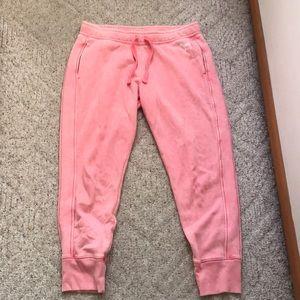 Pink Victoria secret pink sweatpants